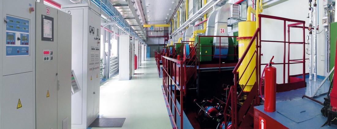 Системы автоматизации фирмы ЭЛНА на объекте ПАО Газпром - 1
