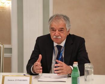 Президент ГК Комита Д.Дуракович и Председатель Правления ПАО «Газпром» А.Миллер провели рабочую встречу на Петербургском международном экономическом форуме