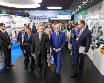 Фирма «ЭЛНА» приняла участие в выставке «Центральная Россия — территория технологического развития производства для нефтегазовой отрасли»