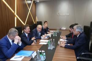 Gazprom, Comita, SPB 2